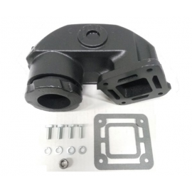 Coude Volvo gm 4 cylindres 3.0L