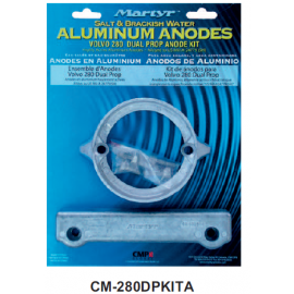 KIT AnodeS EMBASE Volvo 280DP