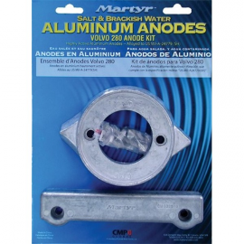 KIT AnodeS EMBASE Volvo 280