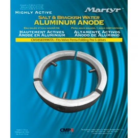 AnodeS 3PALES REPLIABLES Volvo