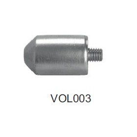 Anode bougie Volvo D26MM