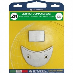 Kit Anodes Johnson Evinrude V4 V6