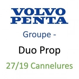 Duo Prop - 27/19 Cannelures