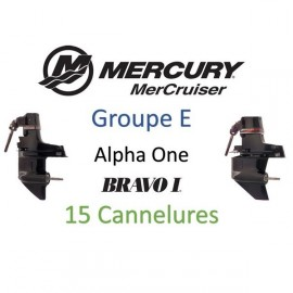 Alpha One & Bravo One - 15 Cannelures